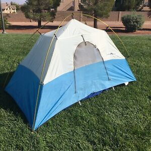 """Sierra Designs Tent. 1 Person """"Bike Light"""" With Rainfly. Freestanding 4 lbs."""