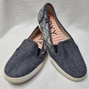 Roxy Womens Summer Slip On Shoes size UK 5