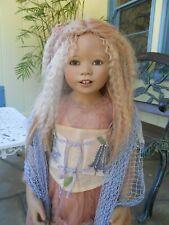 MAVA Annette Himstedt Doll 2006 Atlantis All Original Excellent Condition W/COA