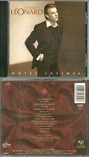 CD - HERBERT LEONARD : NOTES INTIMES / COMME NEUF - LIKE NEW