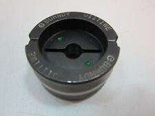 Burndy U11T1 Index 11 Green Hydraulic Crimper Black Oxide U Die Set
