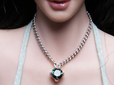 In-Stock 1/6 Scale 1 PEC Necklace  Fashion Clothes Accessories