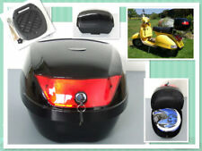 Forte UNIVERSALE TOPBOX, 0807-motorcycle-bikes-scooter-moped-trike 34L. NERO