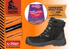 851a2b9c8fce PUMA Conquest ZIP sider 630737 waterproof membrane QUICK DISPATCH + FREE  wonka