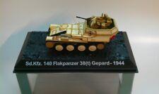 Blitz 72 18753 - 1/72 DT. sdkfz 140 Flakpanzer 38 (t) Guépard -1944 - NEUF
