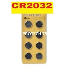 CR2032 Branded IKEA 3V LITHIUM Coin Cell Button Batteries X8