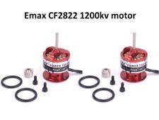 2x Emax CF2822 1200KV Outrunner Brushless Motor Multicopter Helicopter M04D