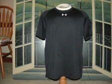 Under Armour(Heat*Gear)Classic Sport T-Shirt(Loose Fit)Medium.100%PolyNice&g t;Lqqk