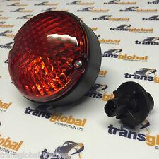 Land Rover Defender NAS Style Upgrade Round Fog Light Lamp - Bearmach AMR6522