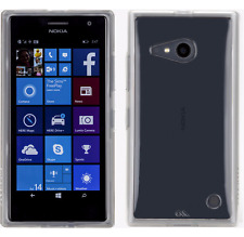 CASE-MATE NAKED TOUGH DUAL LAYER CLEAR CASE FOR NOKIA LUMIA 735