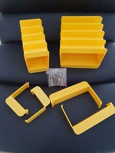 Sockitz Safetyshield Reusable Mini Multi Pack c/w screws 1&2 Gang