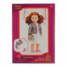 """Our Generation® Deluxe Outfit - Sugar Coated™ - Factory Sealed - Fits 18"""" dolls"""