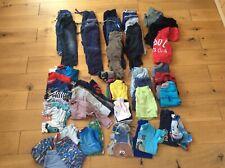 Large boys clothes bundle age 3-4