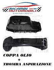 COPPA OLIO + TROMBA ASPIRAZIONE FIAT PUNTO 1.3 MULTIJET