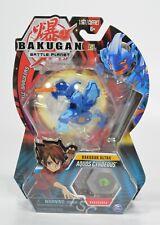 Bakugan Ultra Aquos Cyndeous + 2 Bakucores & 2 Cards - Battle Brawlers NEW