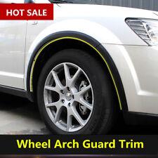 Full Size Fender Flares Wheel Arch Guard Trim 10pcs For Dodge Journey 2013-2015
