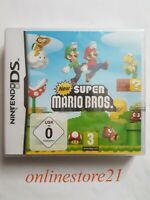 New Super Mario Bros Nintendo DS European Version Neu Factory VGA WATA UKG Ready