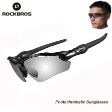 RockBros Bike Cycling Polarized Sunglasses Photochromatic Glasses Bike Goggles