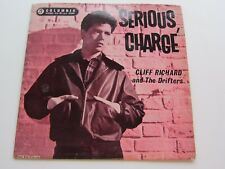 CLIFF RICHARD & THE DRIFTERS  ORIGINAL 1959  UK   E P  SERIOUS CHARGE
