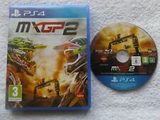 MXGP 2 PS4 V.G.C. FAST POST MOTORBIKE/RACING ( official motocross videogame )
