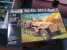 Sd.Kfz.251/1 Ausf.C + Wurfrahmen 1:76