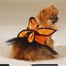NWT Martha Stewart Pets Monarch Butterfly costume dog Small Halloween