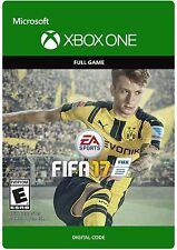 [Versione Download] XBOX ONE FIFA 17 KEY - Codice Italiano *Invio solo via Email