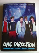ONE DIRECTION ALL THE WAY TO THE TOP 1DVD 60 MIN SELEZIONARE VISION SPANISH ED.