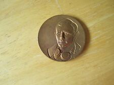 40th Anniversary 1929-1969 Commercial Aviation Albuquerque Bronze Medal