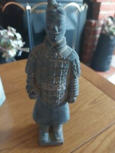 Chinese Pottery Terracotta Army Figure