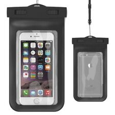 Waterproof Underwater Pouch Bag Case Cover Cell Phone Touchscreen All Smartphone
