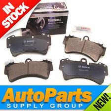 Cayenne/Toureg Front Disc Brake Pad Set-Bosch OEM Exact-Fit Quiet-Cast 2003-2010