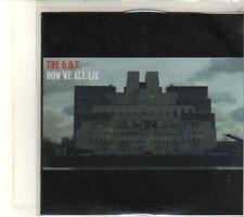 (DT539) The D O T, How We All Lie - 2013 DJ CD