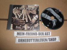 CD Rock Bon Jovi - Keep The Faith (13 Song) MERCURY POLYGRAM