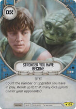 2x Stronger You Have Become - Uncommon - #132  - NM - SW Destiny LEGACIES