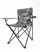 Faltbarer Campingstuhl Klappstuhl Angelstuhl Camping Outdoor Stuhl mit Armlehne