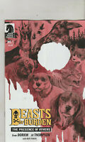 DARK HORSE COMICS BEASTS OF BURDEN PRESCENCE OF OTHERS #1 MAY 2019 1ST PRINT NM