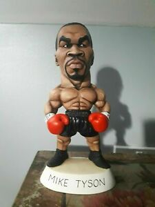 Mike Tyson Boxing rare resin figure ornament perfect condition stunning piece!