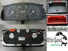 Renault Laguna Mk2 - Instrument Panel/Speedo Cluster - 115,217 Miles -8200328447