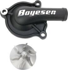 Boyesen Supercooler Kit Black for Honda TRX450ER 2006-2009 WPK-08AB 85-0598