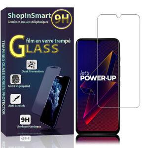 """Schutzglas Für Wiko Power U10/ U20 6.82"""" W-V745 Echtglas Display Schutzfolie"""