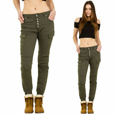 Slim, Skinny, Treggings Unbranded Mid 28L Trousers for Women