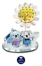"[Special Offer] ""Koalas & Sunflower "" Austrian Crystal Figurine was Au$102.00"