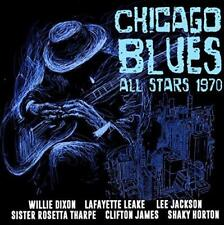 Chicago Blues All Stars 1970 - Various Artists (NEW 2CD)