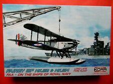 Kora 1/72  FAIREY IIIF Mk.IIIB & Mk.IIIM --- NEW