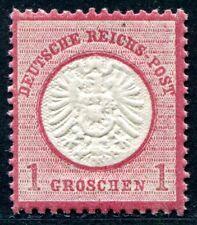 DR 1872 19 ** POSTFRISCH TADELLOS 300€(S1238
