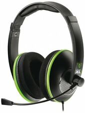 Gaming Headset USB Turtle Beach Ear Force XL1 Stereo Headphones Xbox 360 Wired