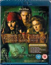 FLUCH DER KARIBIK 2, Pirates of the Caribbean (Blu-ray Disc)