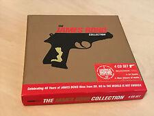 V/A - James Bond Collection [Silva] (Original Soundtrack/Film Score) 4 CD Box