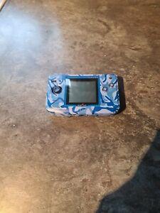 SNK Neo Geo Pocket Color Blue Handheld System
